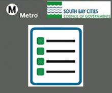 South Bay Measure R Hwy Program - Lists